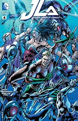 Justice League of America (2015-2016) #4