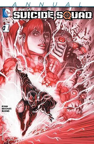 New Suicide Squad (2014-2016): Annual No.1