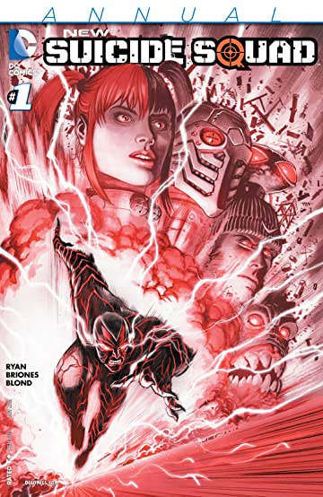 New Suicide Squad (2014-2016): Annual #1