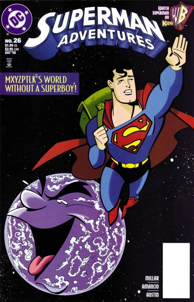 Superman Adventures (1996-2002) #26
