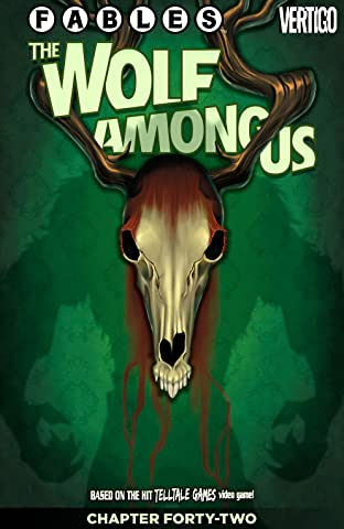 Fables: The Wolf Among Us (2014-) #42