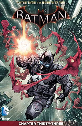 Batman: Arkham Knight (2015-) #33