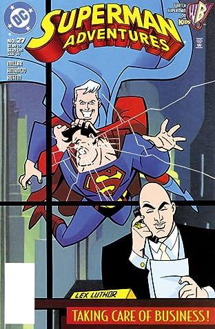 Superman Adventures (1996-2002) #27