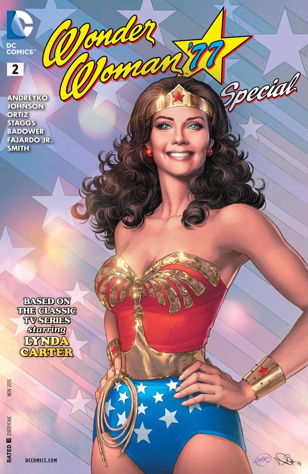 Wonder Woman '77 (2015-2016) #2