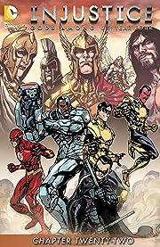 Injustice: Gods Among Us: Year Four (2015) #22