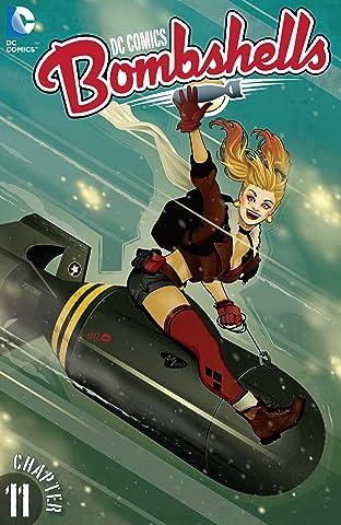 DC Comics: Bombshells (2015-) #11