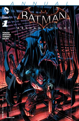 Batman: Arkham Knight (2015-): Annual #1