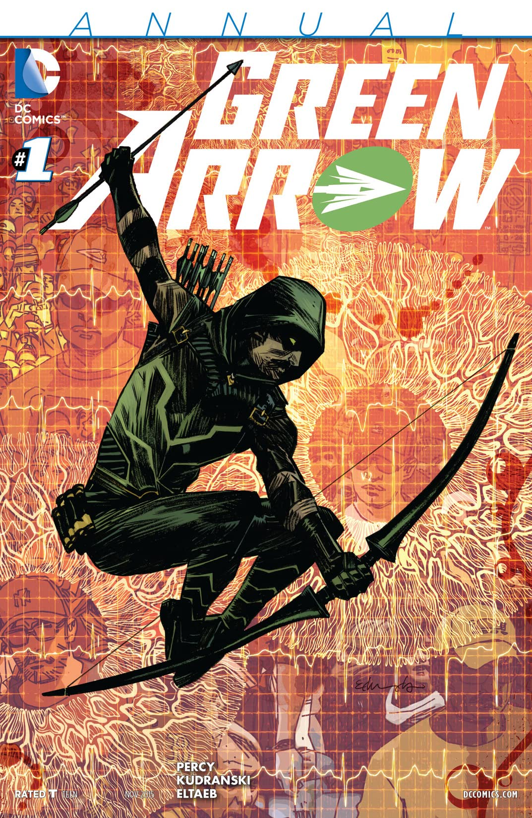 Green Arrow (2011-2016): Annual #1