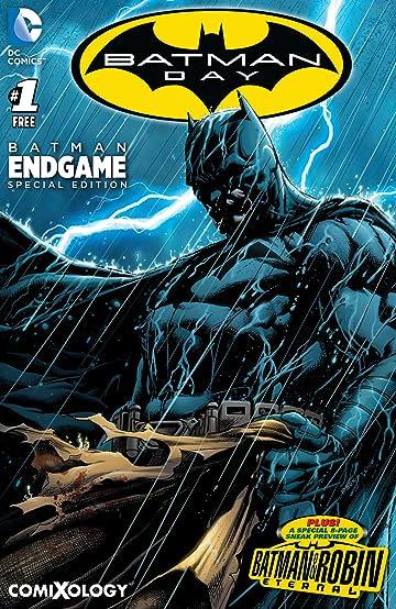 Batman (2011-) #1: Endgame: Special Edition