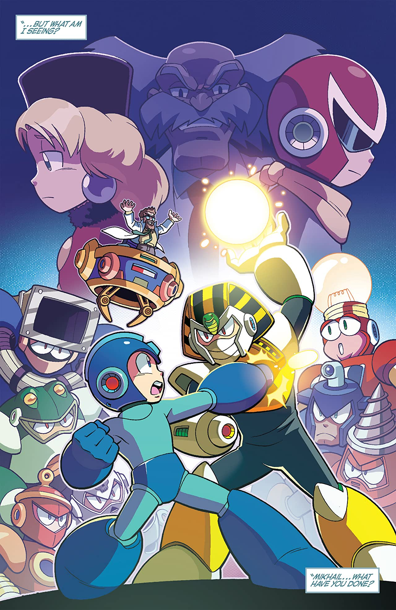 Mega Man #55