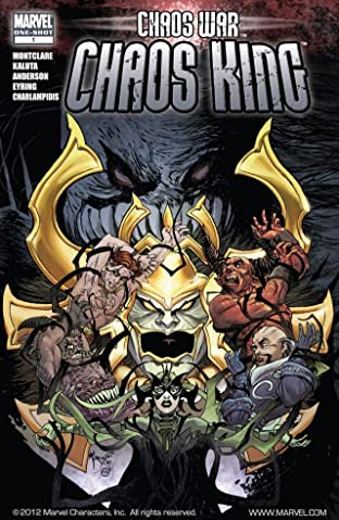 Chaos War #1: Chaos King