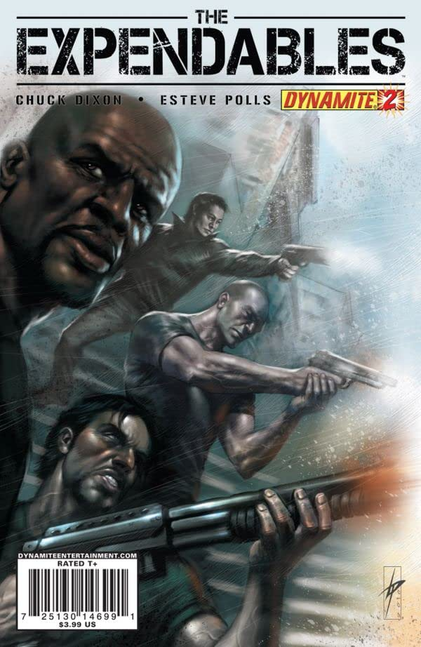 The Expendables #2 (of 4)