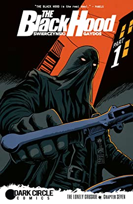 The Black Hood #7