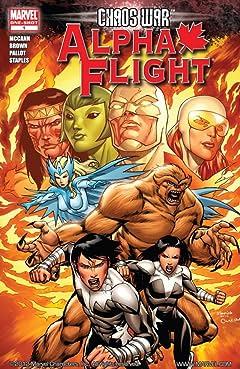 Chaos War #1: Alpha Flight