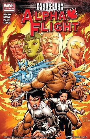 Chaos War No.1: Alpha Flight