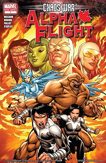 Chaos War #1: Alpha Flight