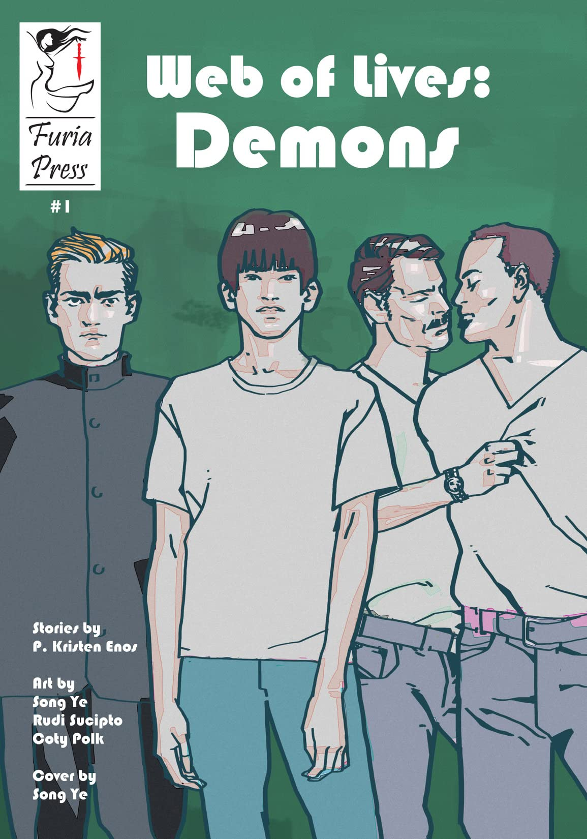 Web Of Lives: Demons #1
