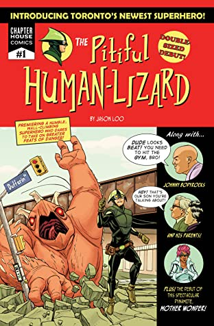 The Pitiful Human-Lizard #1