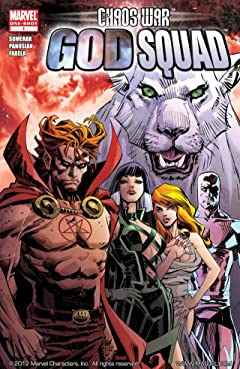 Chaos War: God Squad #1