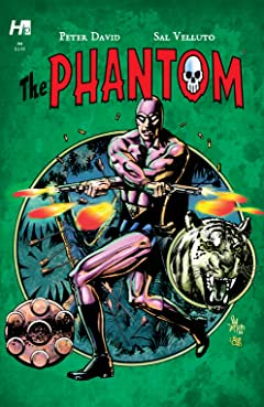 The Phantom (2014-) #4