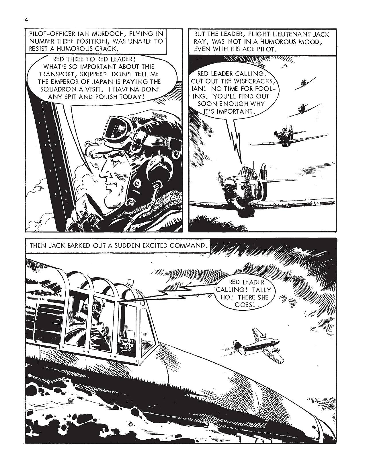 Commando #4844: Hurricane Ace