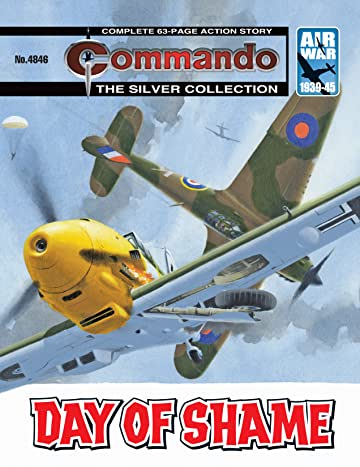 Commando #4846: Day Of Shame