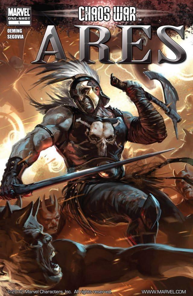 Chaos War: Ares #1