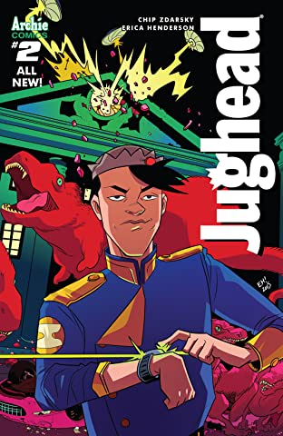Jughead (2015-) #2