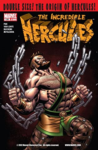 Incredible Hercules #126