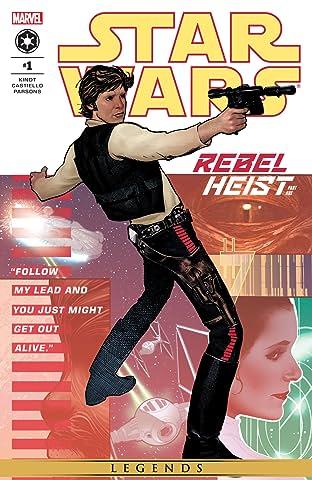 Star Wars: Rebel Heist (2014) #1 (of 4)