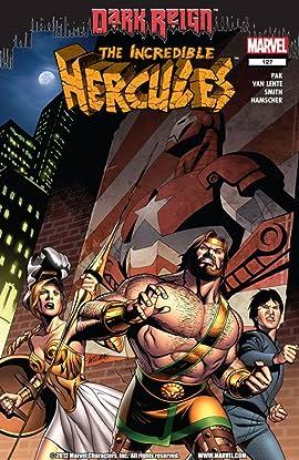 Incredible Hercules #127