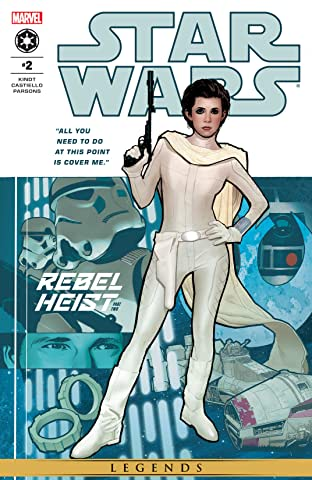 Star Wars: Rebel Heist (2014) #2 (of 4)