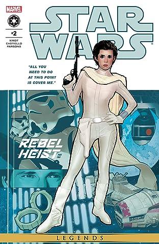 Star Wars: Rebel Heist (2014) #2 (of 4)
