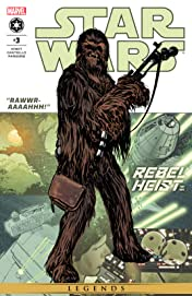 Star Wars: Rebel Heist (2014) #3 (of 4)