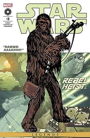 Star Wars: Rebel Heist (2014) #3 (of 4)