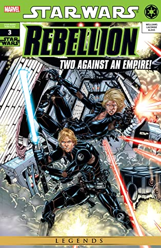Star Wars: Rebellion (2006-2008) #3