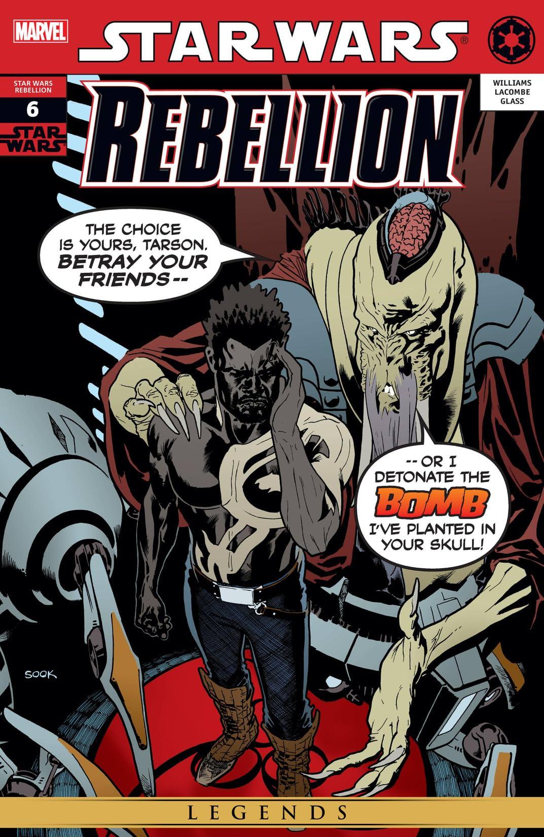 Star Wars: Rebellion (2006-2008) #6