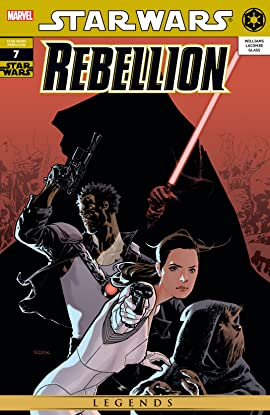 Star Wars: Rebellion (2006-2008) #7