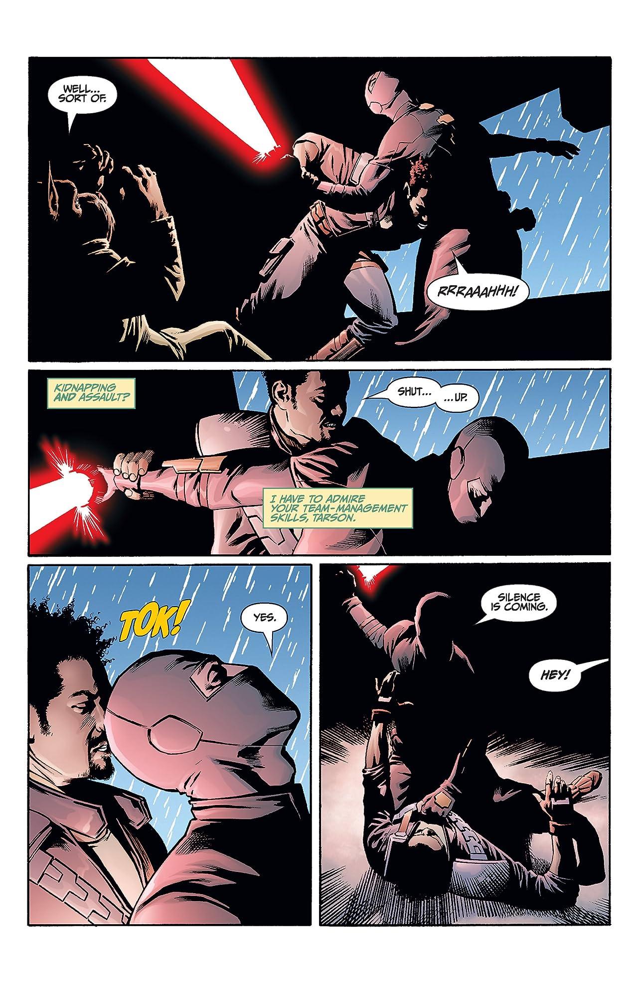 Star Wars: Rebellion (2006-2008) #7
