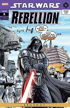 Star Wars: Rebellion (2006-2008) #8