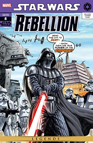 Star Wars: Rebellion (2006-2008) #8