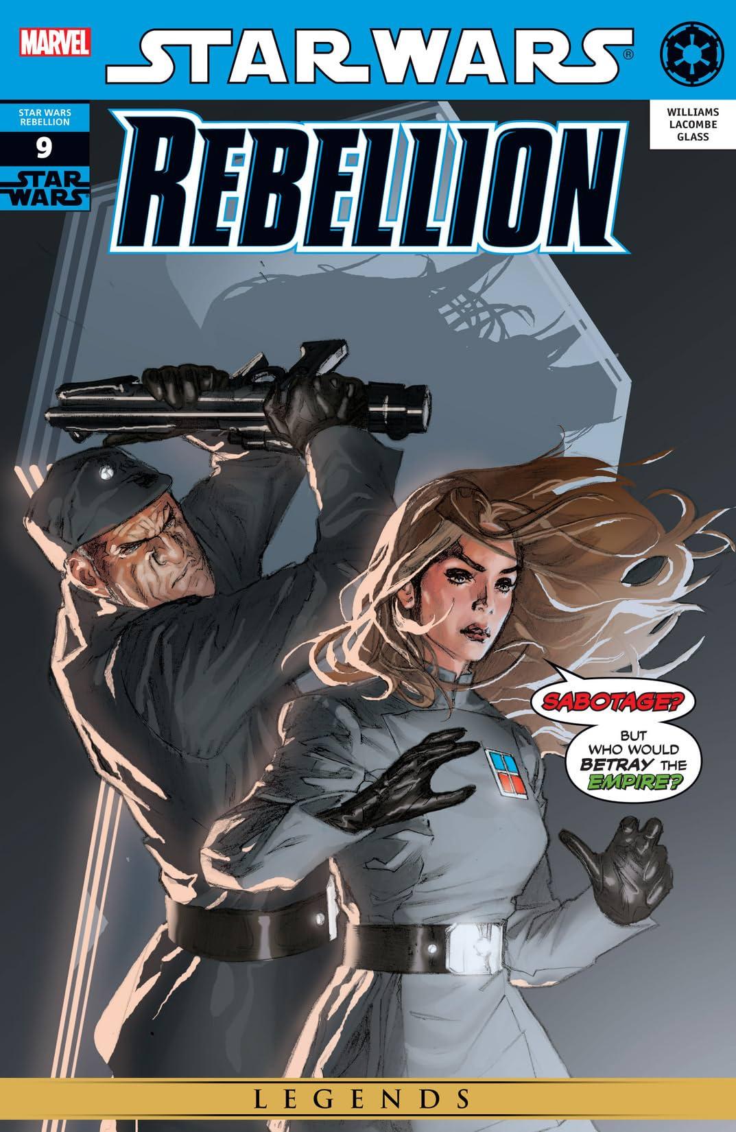 Star Wars: Rebellion (2006-2008) #9