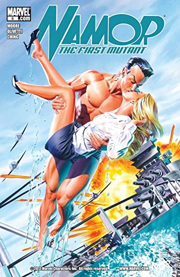 Namor: The First Mutant #5