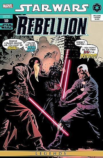 Star Wars: Rebellion (2006-2008) #10