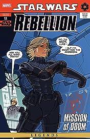 Star Wars: Rebellion (2006-2008) #11