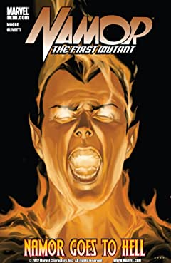 Namor: The First Mutant (2010-2011) #6