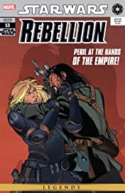 Star Wars: Rebellion (2006-2008) #13