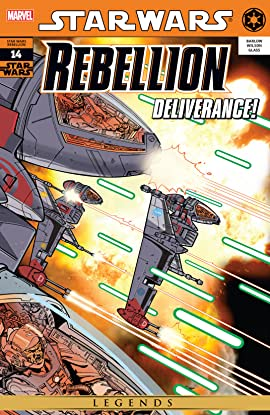 Star Wars: Rebellion (2006-2008) #14