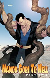 Namor: The First Mutant (2010-2011) #7