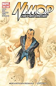 Namor: The First Mutant (2010-2011) #8